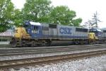 CSX 8545