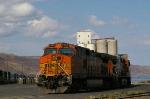 BNSF 4056 & Co.