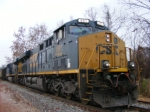 Roster Shot of CSXT 881