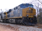 Roster Shot of CSXT 914