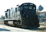 HLGX 6825 at the depot