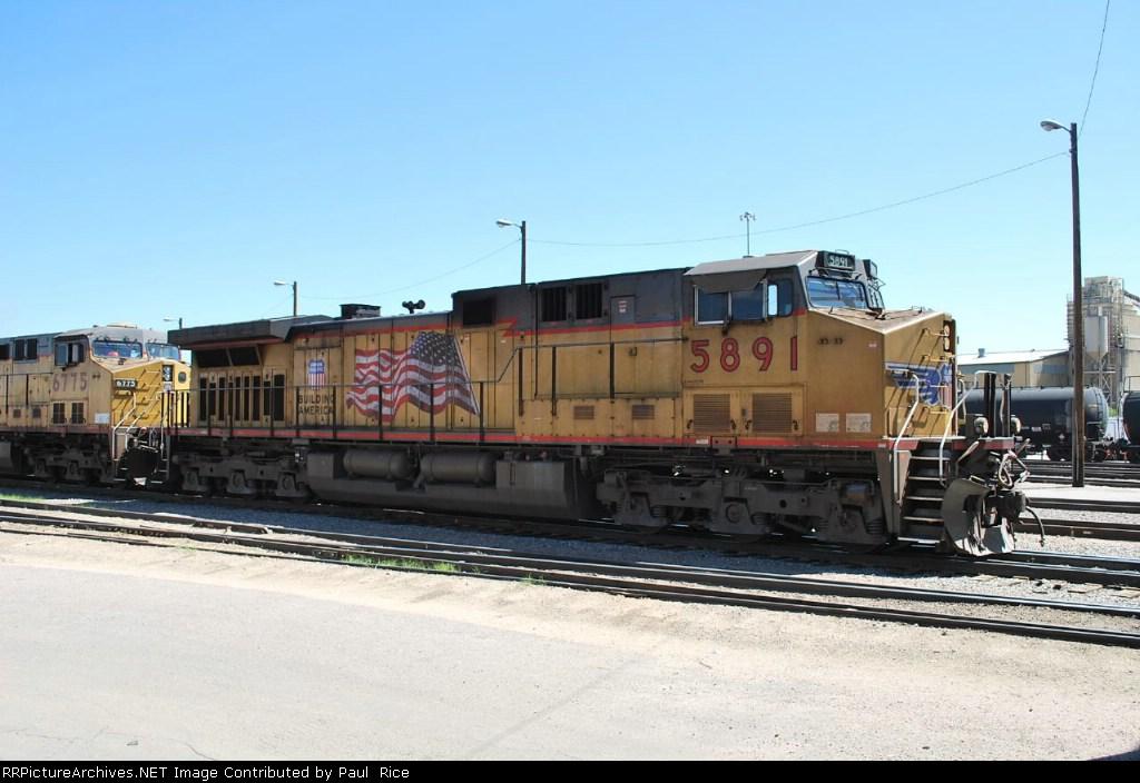 UP 5891