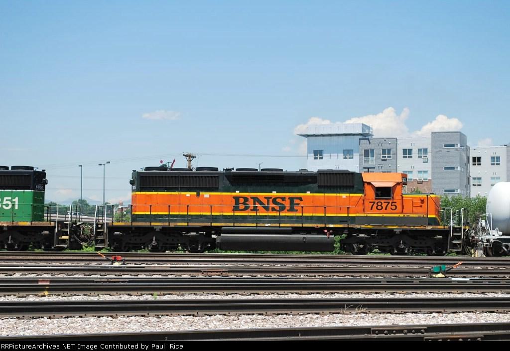 BNSF 7875