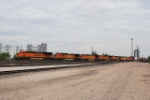 BNSF 7568, Moving Power South