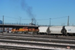 BNSF 4302, Leads South Bound Freight