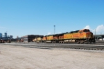 BNSF 5304 Heads For The Yard