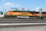 BNSF 5770 Coal Train Helper