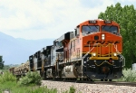 Northbound BNSF High Priority Manifest
