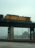 Eastbound UP Coal Train DPU