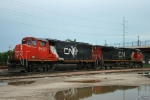 CN Locomotives