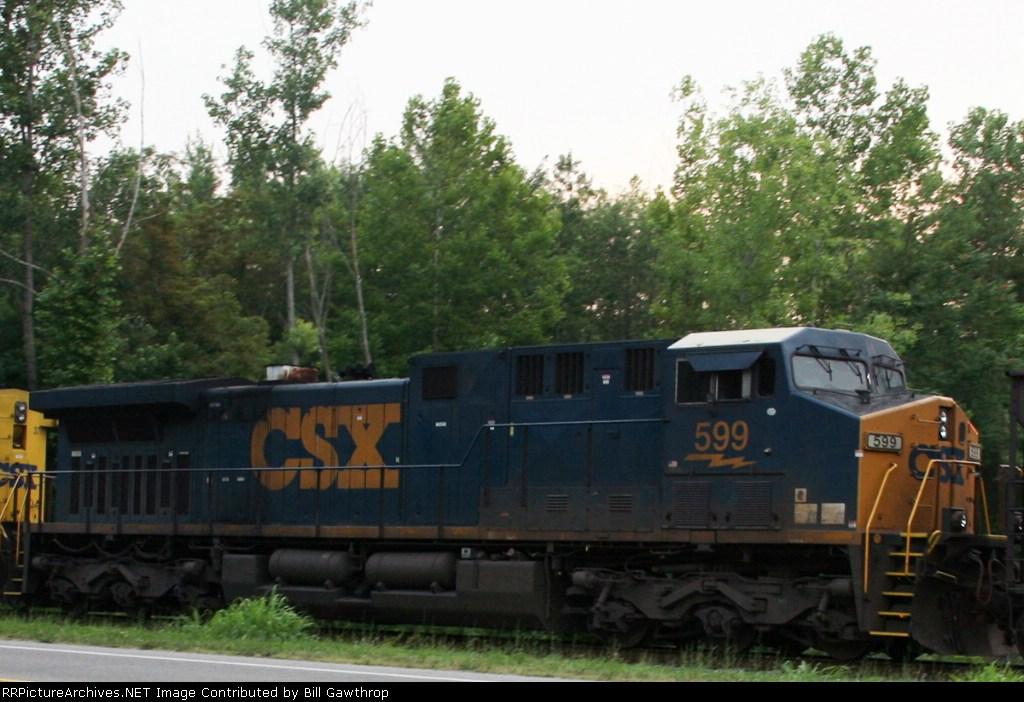CSX 599