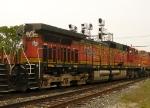 Tagged BNSF 4600