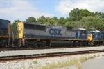 CSX 8769 on Q697-06