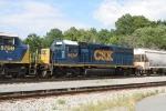 CSX 4424 on Q697-06