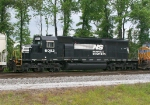 NS 6082 on SB freight