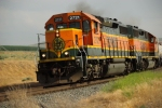 BNSF 2721 between RailEx and Boise Paper Plant