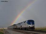 Amtrak 141 West, The Money Shot
