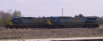 CSX 688 & 680 await their next assignment