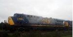 CSX 696 heads southbound