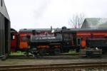 LRR 1 under steam