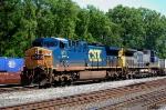 CSX 571 & 7324