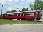 "Dinner train car No. 24 ""Beverly Shores"""
