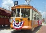 Milwaukee Streetcar 846 making its Elegant Farmer Station stop