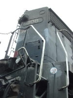 MRL 308 SD45-2 rear end, needed a wash