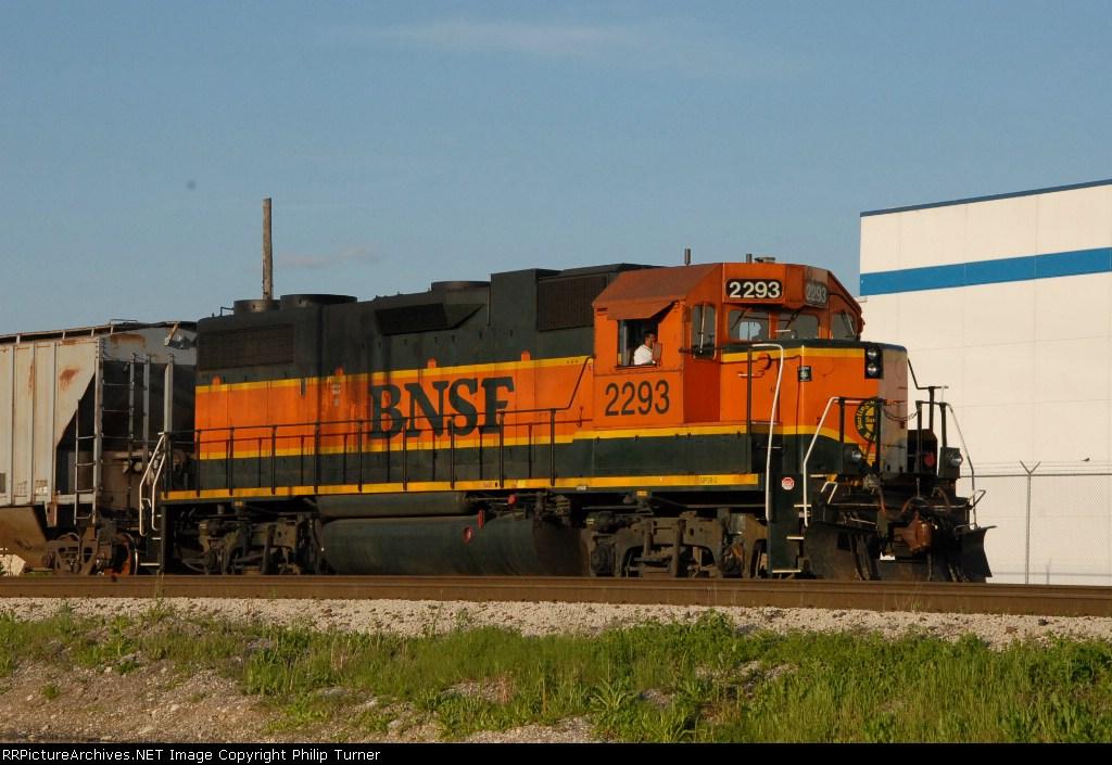 BNSF 2293