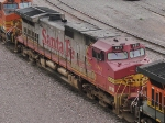 BNSF 683 is a damn dirty and rustic Warbonnet
