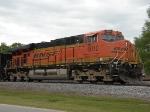 NS 734's DPU in the siding