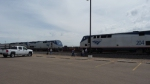 Amtrak #3 & #4