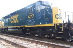 CSX 4017 
