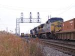 3 Train meet
