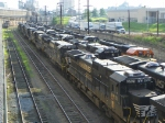 Norfolk Southern Shops