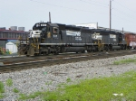 Norfolk Southern 6117 and 4625