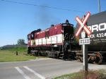 OSR #502 Crossing Fourth St. in Tillsonburg,Ontario
