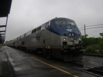 RARE Amtrak 64 with two P42's
