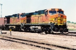 Eastbound intermodal passes through University