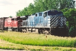Parked in Vermillion siding