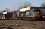 CSX 5459 is on Q439