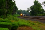 CSX 147 on a Manifest heading for Selkirk