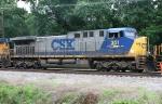 CSX 351 on Q602
