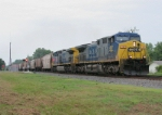 Grain train for Live Oak plant