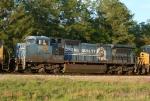 CSX 7329 on Q602