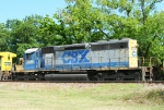 CSX 8206 DIT on Q602 heading for the shop