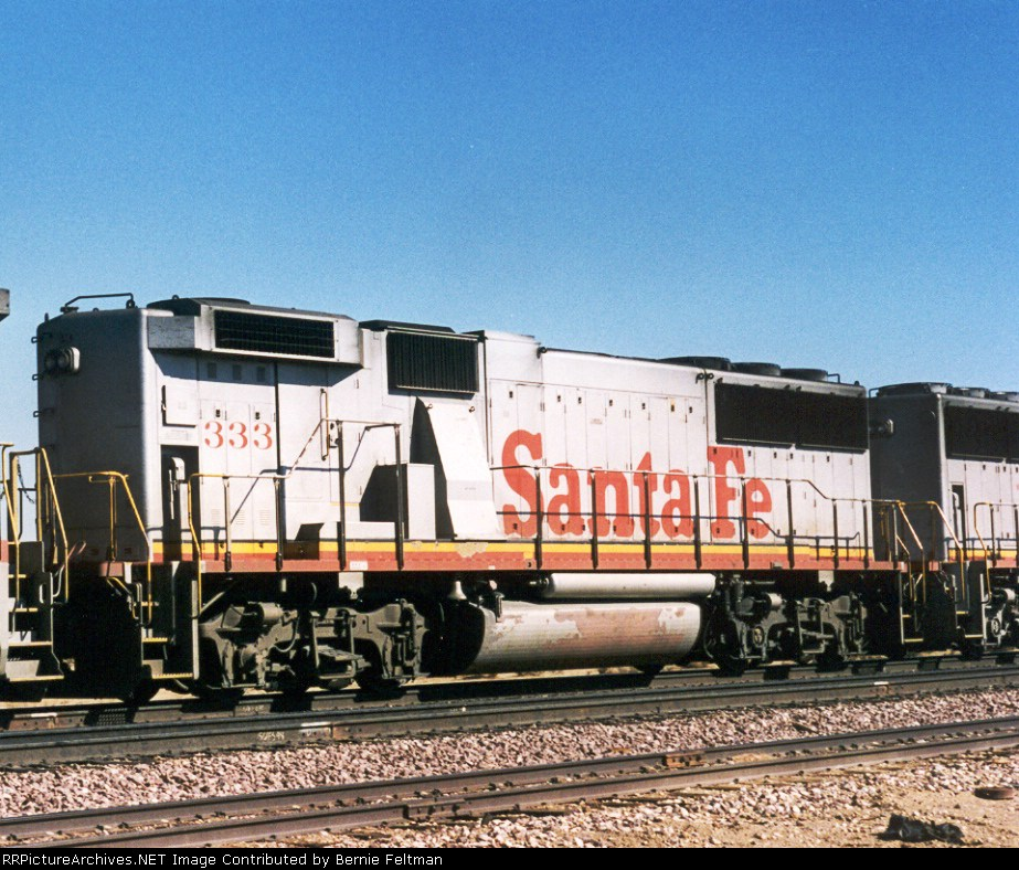 Santa Fe GP60B #333