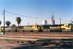 Santa Fe #5840 (SD45-2) was built 5/72 as ATSF 5652 and later became BNSF 6490,