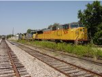 Union Pacific SD9043MAC #8139, awaiting the call as Q545-16's power to Waycross (GA),