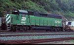 Ex-Frisco GP38-2